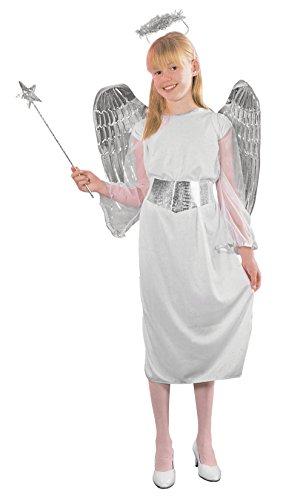 Small Girls Angel Costume (Angel Costumes Uk)
