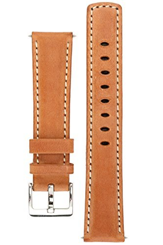 signature-traveller-20-mm-wood-with-white-short-watch-band-replacement-watch-strap-genuine-leather-s