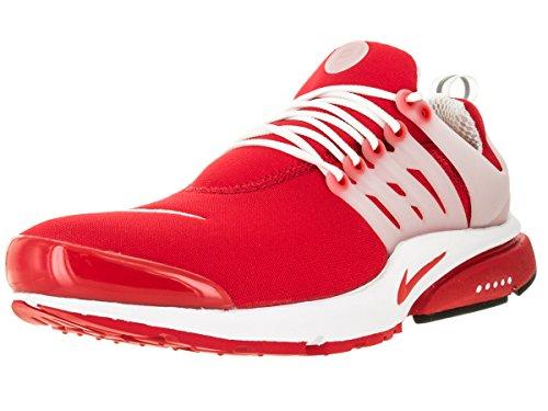 Zapatillas Para Correr Nike Hombres Air Presto Comet Red / Comet Red-black-wht
