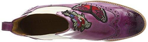 Lilac Femme Violet Hamilton White Crust Amelie 44 Bottes Bbf Rook Embr D Ela Off Melvin amp; U8qxxT