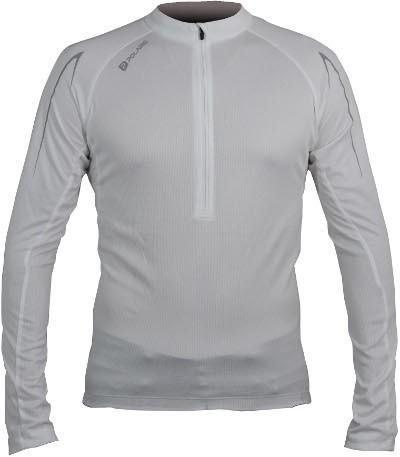 Polaris Etape Lange Ärmel Fahrrad Jersey XL Schwarz