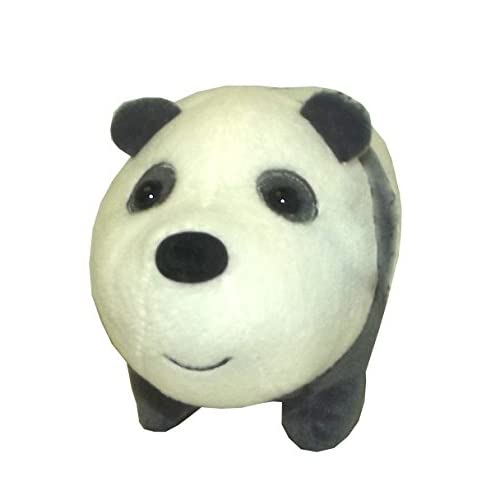 Hot Sale Cartoon Network We Bare Bears Panda Stackable Plush Toy