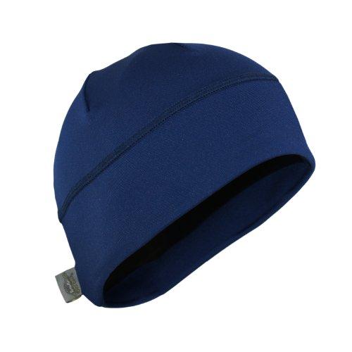 Helmet Shroud (Turtle Fur Comfort Shell UV Brain Shroud, Lightweight Performance Beanie, Navy)