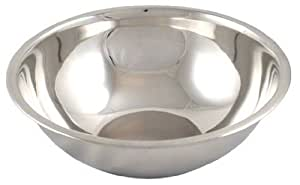 American Metalcraft SSB400 Stainless Steel Mixing Bowl, 4-Quart