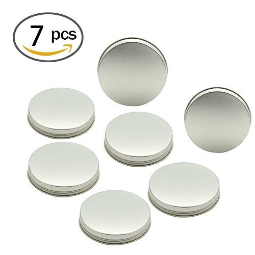 3 inch canning jar seals - 8