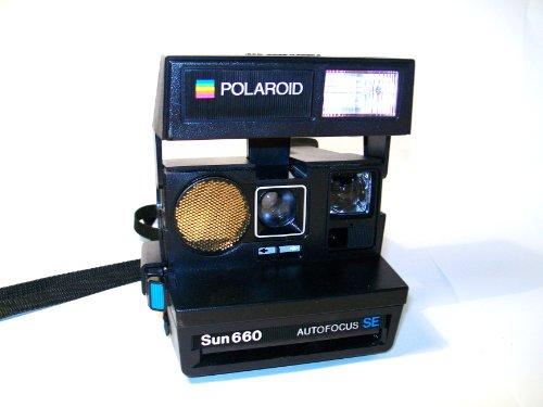 Polaroid Sun 660 Auto Focus