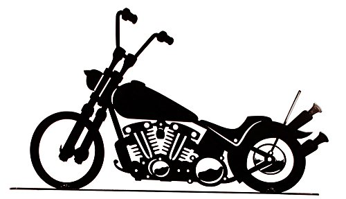 FARRELL BOBBER MOTORCYCLE Mail Box Topper