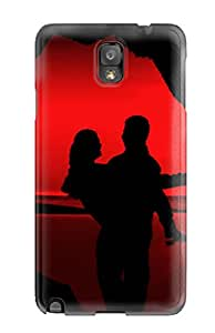 Top Quality Protection Emo Loves Case Cover For Galaxy Note 3