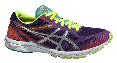 ASICS GEL-HYPER SPEED 6 Women's Zapatillas Para Correr - AW15 Morado