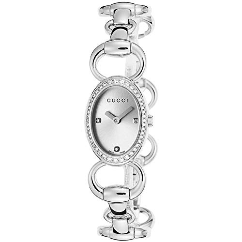 Gucci Women's YA118505 Diamonds Tornabuoni Watch