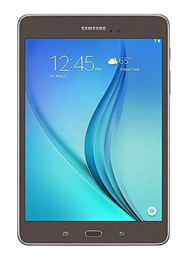 Samsung Galaxy Tab A 16GB 8-Inch Tablet - Smoky Titanium (Certified Refurbished)