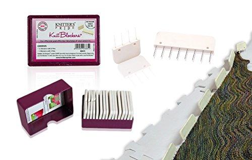 Knitters Pride Knit Blockers and 50 T-Pins Blocking Bonus Bundle by Knitter's Pride (Image #5)