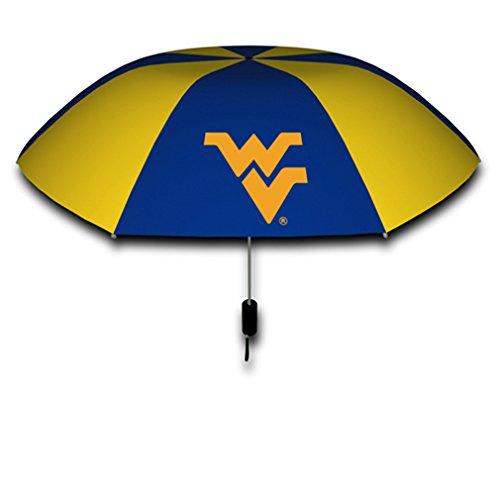 - Seven Sons Rainmate Rainwear NCAA West Virginia Mountaineers 42-Inch Folding Umbrella