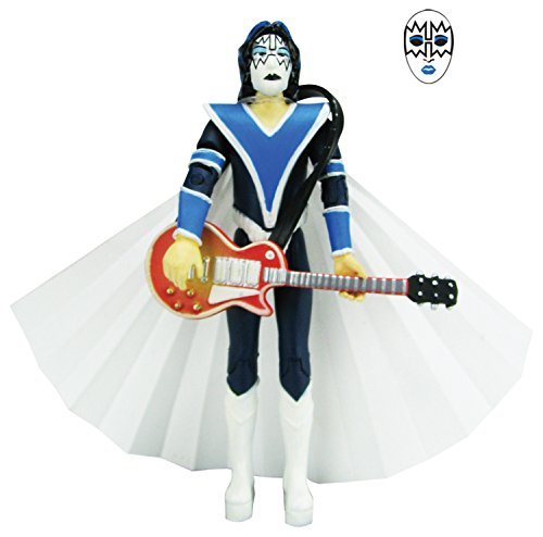Bif Bang Pow! Kiss Unmasked The Spaceman Series 2 3 3/4-inch Action Figure -