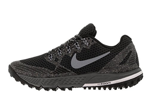 Trail Mujer Grey Negro Wolf De Zapatillas Nike black Dark 749337 Running Grey Cool Para 010 1w0qwIPxC