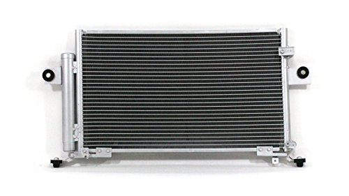 A-C Condenser - Pacific Best Inc For/Fit 3110 01-03 Mazda ()