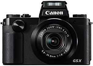 Canon PowerShot G5 X - Cámara compacta de 20.2 MP (Pantalla de 3 ...