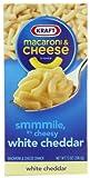 Kraft White Cheddar Macaroni & Cheese (7.3 oz Boxes, Pack of 24)