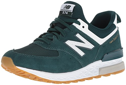 New Balance Men's 574v1 Fresh Foam Sneaker, deep Jade, 11 D US
