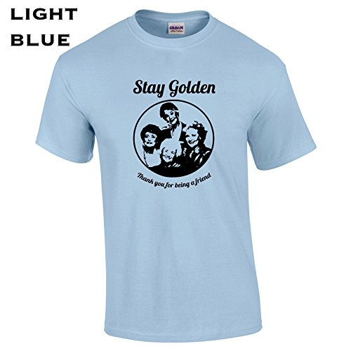 Stay Golden T-Shirt - 8