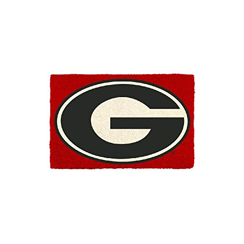 Bulldogs Ncaa Georgia University (Game Day Outfitters NCAA Georgia Bulldogs University of Georgia Doormatuniversity of Georgia Doormat, Varied, One Size)