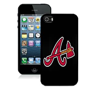 Fashion MLB Atlanta Braves Iphone 5s Or Iphone 5 Case For MLB Fans By zeroCase