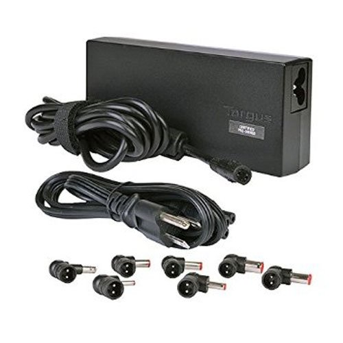 Targus APA740USO Universal Notebook 90W AC Adapter w/ A,L,N,O,P,R,Z power tips ()