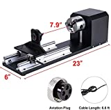 OMTech Rotary Cutter and Engraver Attachment with