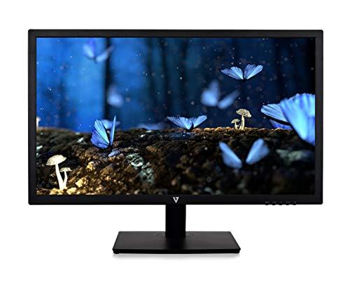 "41Zk0PxHqWL - V7 L236E-3N 23.6"" FHD 1920 x 1080 VA LED Monitor, VGA, DVI"