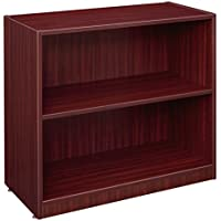 Regency Legacy 30-inch High Bookcase- Mahogany
