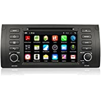 Rupse For 2003 2004 Range Rover 7 inch Quad Core HD Android 4.4.4 Car DVD Player GPS Navigation Stereo