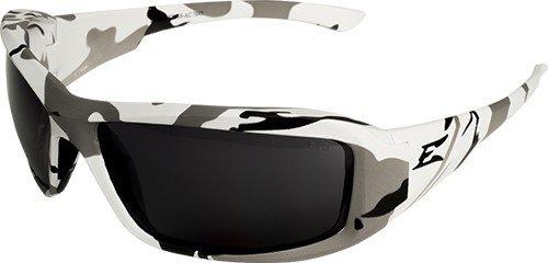 Edge Eyewear Brazeau Sunglasses, Arctic Camo Frame, Smoke - Eyewear Arctic
