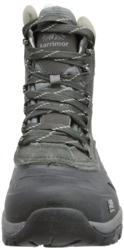 Snowfur Winter Mens Fleece Karrimor Boots Lined Karrimor Black Black mens K514 Leather II TtqwE1T0x