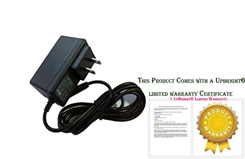 UpBright® NEW AC / DC Adapter For LOGIK L9BDVD11 Portable B