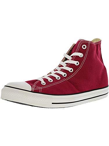 - Converse Unisex Chuck Taylor Classic Hi Jester Red Sneaker - 11 Men - 13 Women