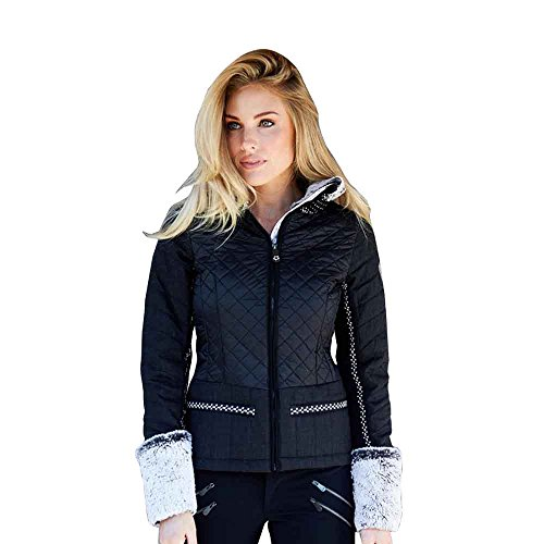 Alp-n-Rock Women's Courchevel Jacket (Black,L) by Alp-n-Rock
