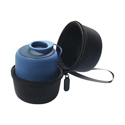 Xinvision Nylon Duro Caso Funda para SONY SRS-XB10 Altavoz Bluetooth,Viajar Cremallera Cubierta Protectora Anti-caída...
