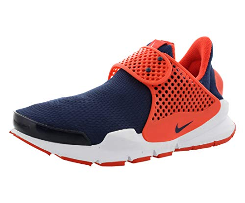 Nike Youth Sock Dart (GS) Fashion Sneakers-Midnight Navy/Midnight - Boys Sneaker Socks