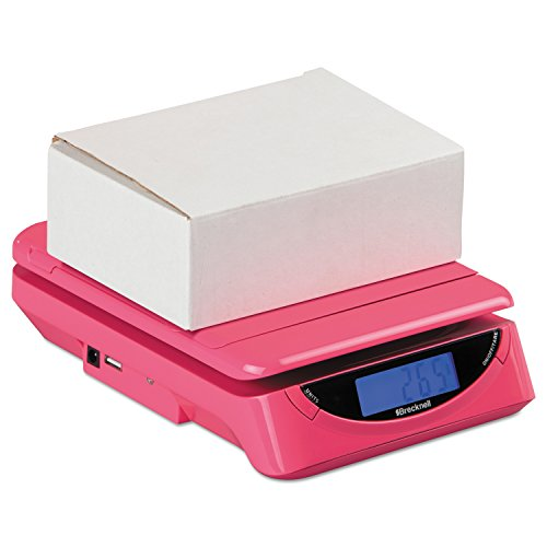 (Brecknell Simple Postal Scale (PS25PINK))