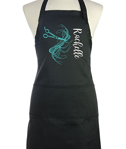 Hair Stylist Unisex Personalized Embroidered Apron ()