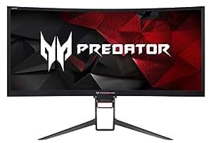 "Acer Predator Z35P bmiphz 35"" Curved 1800R QHD (3440x1440) NVIDIA G-SYNC VA Monitor"
