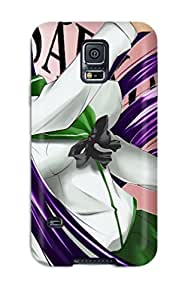 Awesome Highschool Of The Dead Flip Case With Fashion Design For Galaxy S5