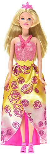 Barbie Fairytale Princess Barbie Doll