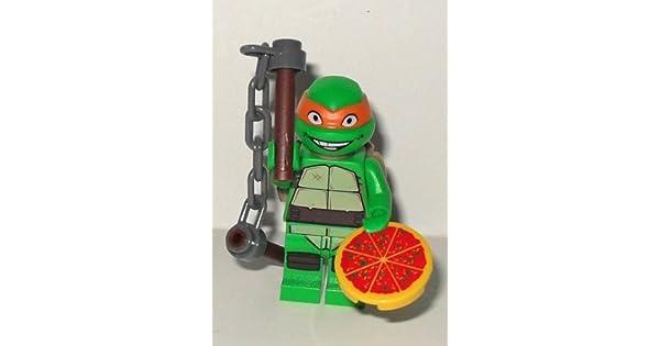 Amazon.com: LEGO: de las Tortugas Ninja – Michelangelo con ...