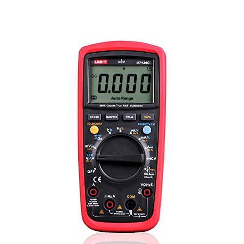 UNI-T UT139C True RMS Digital Multimeters - 4