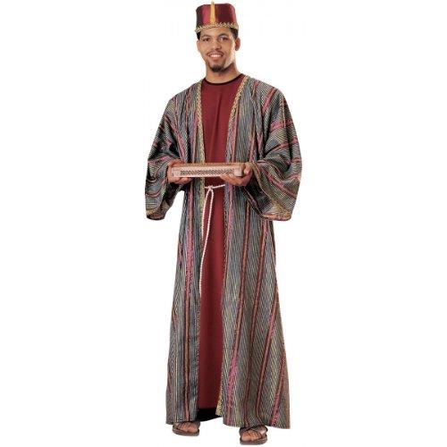 Rubie's Men's Balthazar Wiseman Costume, Multi, Standard