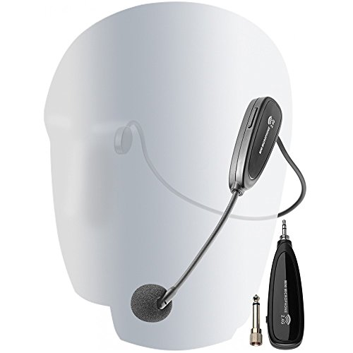(Stagg SUW 10H Wireless Microphone Headset)