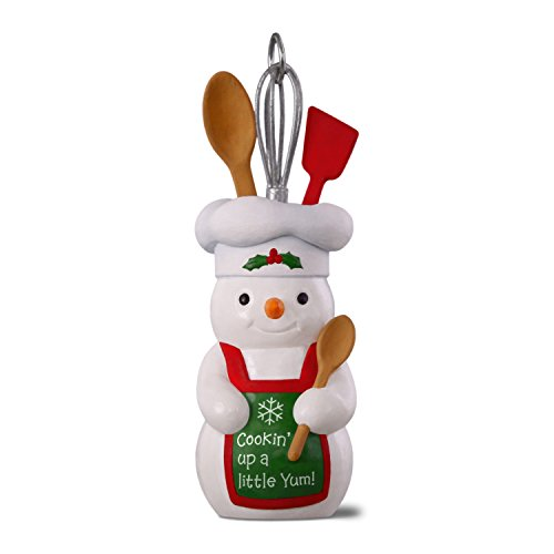 (Hallmark Keepsake Christmas Ornament 2018 Year Dated, Cookin' Up a Little Yum)