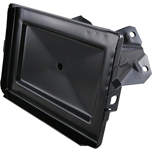 Eckler's Premier Quality Products 25118380 Corvette Battery Tray For Cars Without Air Conditioning