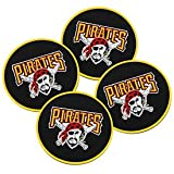 MLB Pittsburgh Pirates Coaster Set (4-Pack)